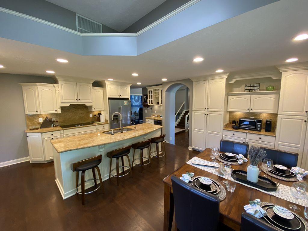interior painting kitchen
